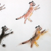 more jumping cats