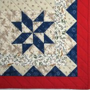 Diamond Star Block (Anne\'s quilt)